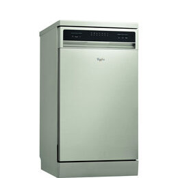 Whirlpool ADPF 782 IX Slimline Dishwasher - Stainless Steel