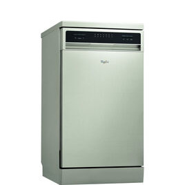 Whirlpool ADPF 782 IX Slimline Dishwasher - Stainless Steel