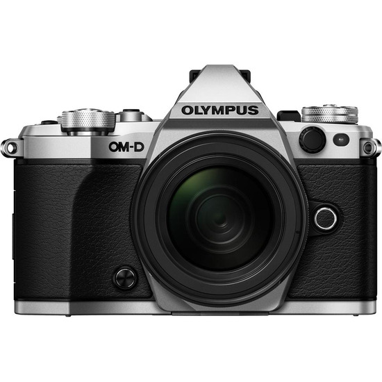 Olympus OM-D E-M5 Mark II Camera + 12-50mm Lens