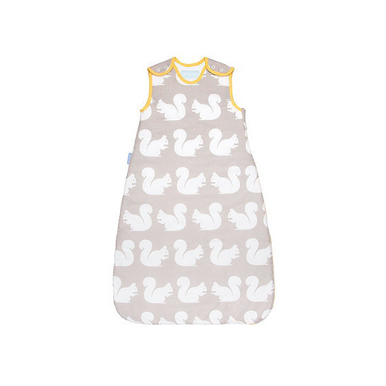 Grobag Kissing Squirrels 1 Tog Sleeping Bag
