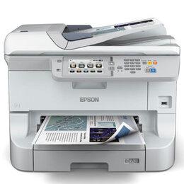 Epson WorkForce WF-8510DWF Reviews