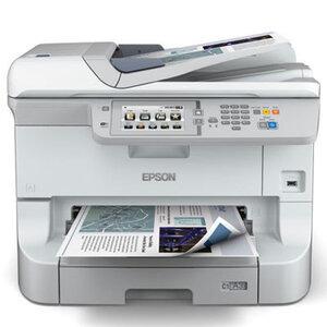 Photo of Epson WorkForce WF-8510DWF Printer