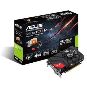 Photo of ASUS GeForce GTX970  Graphics Card