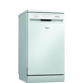Whirlpool ADPF 782 WH Slimline Dishwasher - White