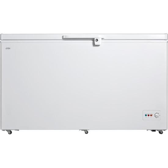 Logik L400CFW15 Chest Freezer - White