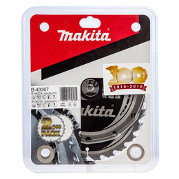 Makita B-49367 TCT Saw Blade Twin Pack 190mm x 30mm x 12 and 24 Tooth Reviews