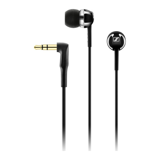 CX 1.00 Headphones - Black