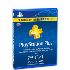 PlayStation Plus 3 Month Subscription Reviews