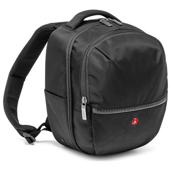 MB MA-BP-GPS Advanced Gear DSLR Camera Backpack - Black
