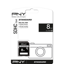Standard SD Memory Card - 8 GB Reviews