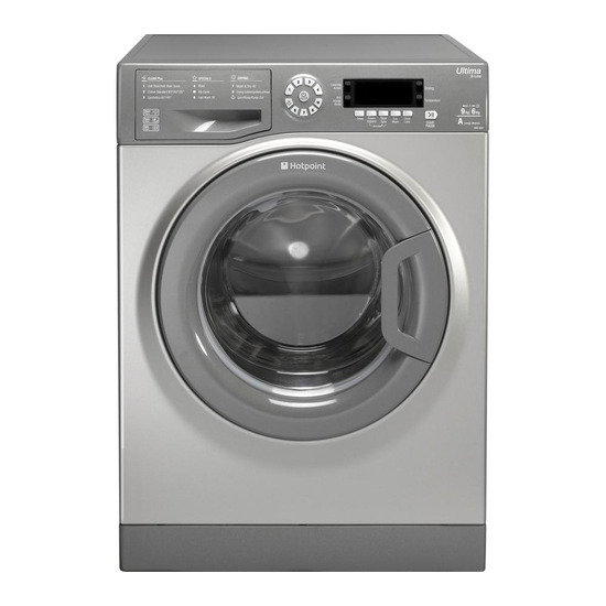 Beko SWD9667G Washer Dryer - Graphite