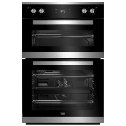Beko Pro BXDF25300X Electric Double Oven - Stainless Steel Reviews