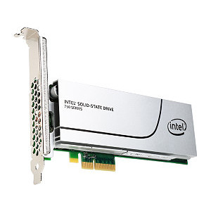Photo of Intel SSD 750 Hard Drive