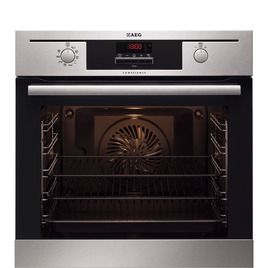 AEG BE500302DM Electric Oven - Stainless Steel Reviews
