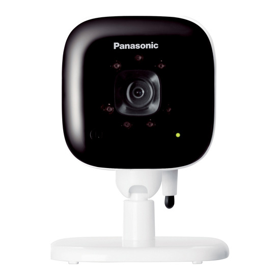 Panasonic Smart Home Indoor Camera - KX-HNC200EW
