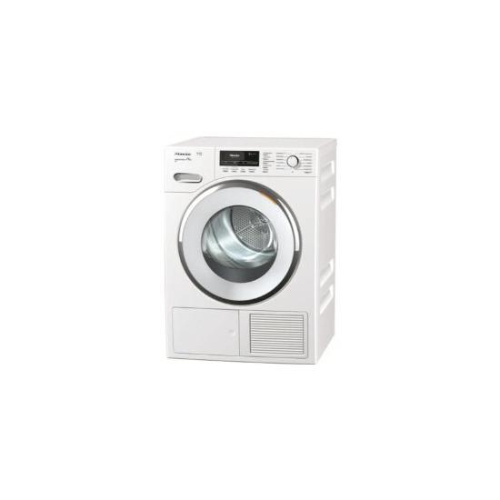 Miele TMR640WP 9kg Freestanding Condenser Tumble Dryer With Heatpump