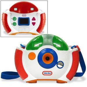 Photo of Little Tikes My Real Digital Camera Toy