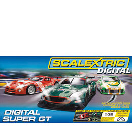 Scalextric Digital Super GT Reviews