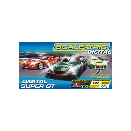 Scalextric Digital Super GT