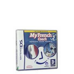 My French Coach Level 2: Intermediate (DS) Reviews