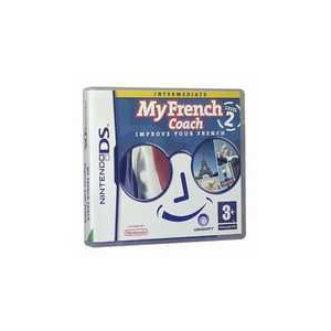 Photo of My French Coach Level 2: Intermediate (DS) Video Game