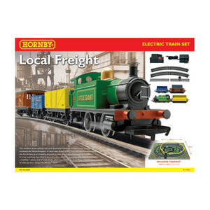 Photo of Hornby Local Freight Train Set Toy