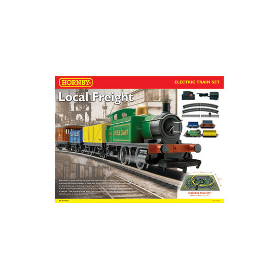 Hornby Local Freight Train Set