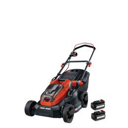 Black & Decker 36V CLM3820L2 Lawn Mower Reviews
