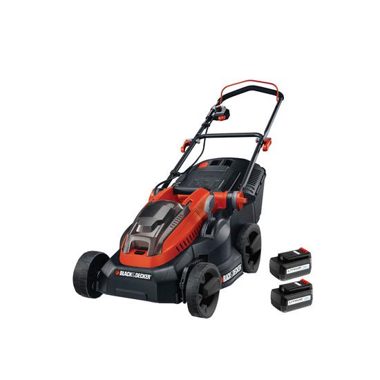Black & Decker 36V CLM3820L2 Lawn Mower
