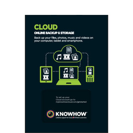 Cloud Storage 4 TB Backup & Share ServiceKnowhow Cloud 1TB Reviews