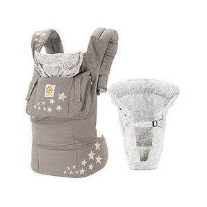 Photo of Ergobaby BUNDLE OF JOY GALAXY GREY Baby Product