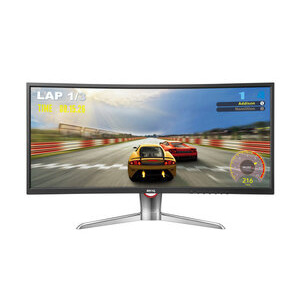 Photo of BenQ XR3501 Curved Gaming Monitor