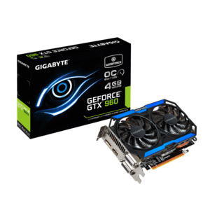 Photo of Gigabyte GV-N960OC-4GD Graphics Card