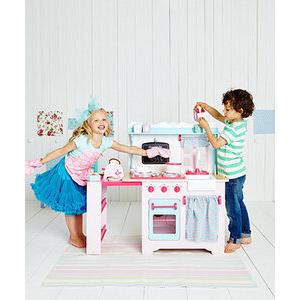 Photo of ELC Wooden Farmhouse Kitchen Toy