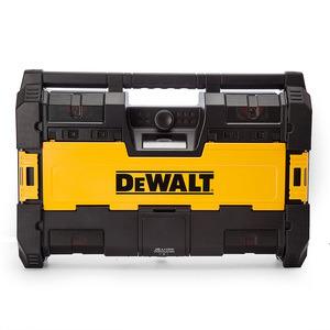 Photo of Dewalt DWST1-75663-GB TOUGHSYSTEM AUDIO + CHARGER GB Power Tool