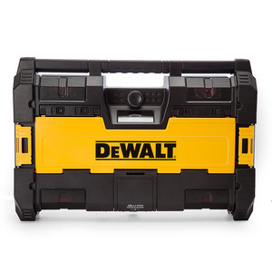 Photo of Dewalt DWST1-75663-GB TOUGHSYSTEM AUDIO + CHARGER GB Power Tool