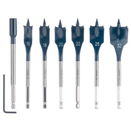 Bosch 2608587009 Self Cut Drill Bit Set 7 Pieces Reviews