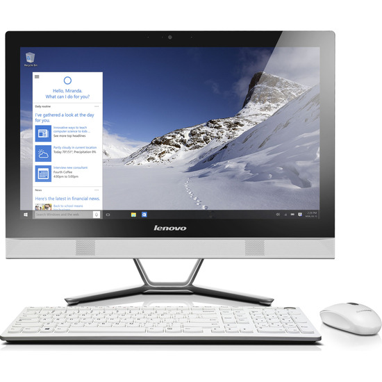 Lenovo C50 Touchscreen All-in-One PC