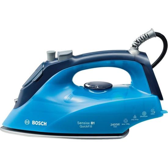 Bosch TDA2660 Steam Iron - Ice Blue