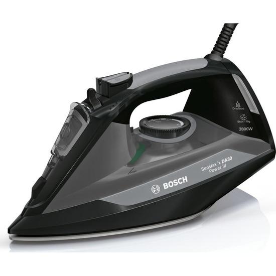 Bosch Power III TDA3020GB Steam Iron - Black