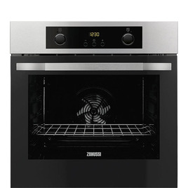 Zanussi ZOB35302XK Electric Oven Stainless Steel Reviews
