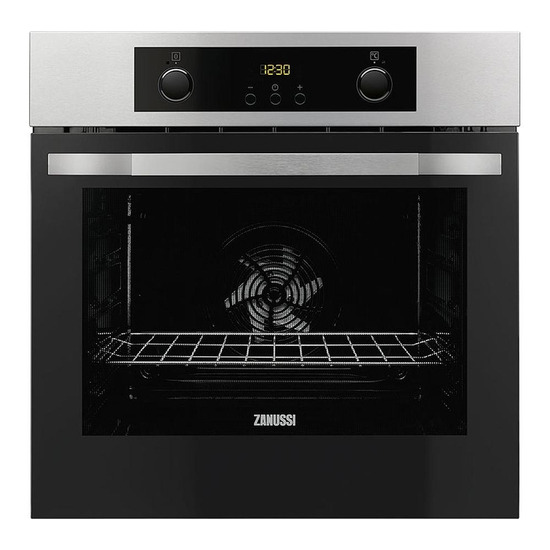 Zanussi ZOB35302XK Electric Oven Stainless Steel