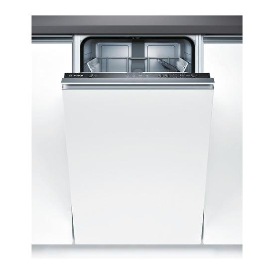 SPV40C40GB Slimline Integrated Dishwasher