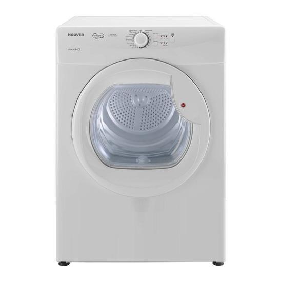 Hoover VTV581NC Vented Tumble Dryer - White