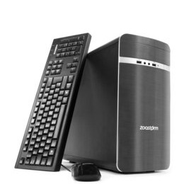 Zoostorm Home Media Desktop PC Reviews