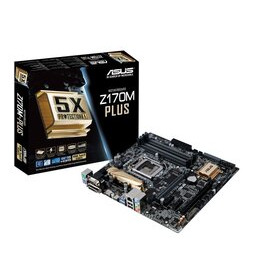 ASUS 1151 Z170M-PLUS Reviews