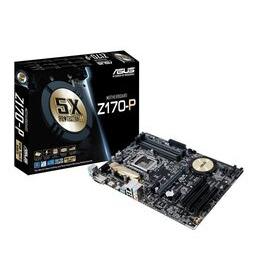 ASUS 1150 Z170-P Reviews