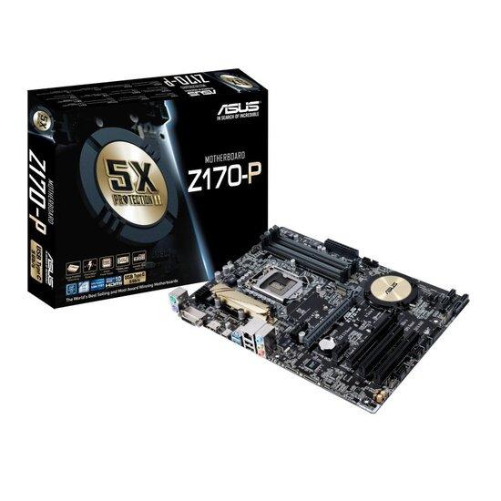 ASUS 1150 Z170-P