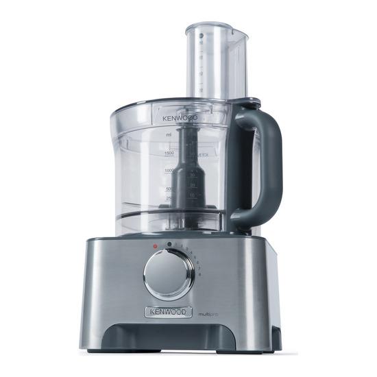 Multipro Classic FDM790 Food Processor - Silver