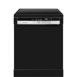 GRUNDIG GNF41810B Full-size Dishwasher - Black Reviews